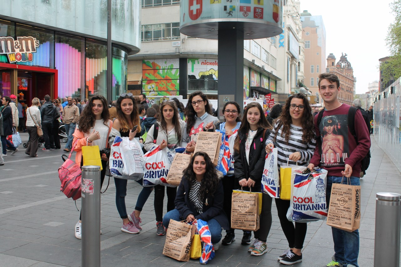 Londres, Picadilly Circus